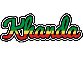 Khanda african logo