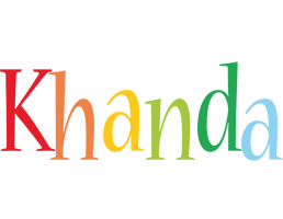 Khanda birthday logo