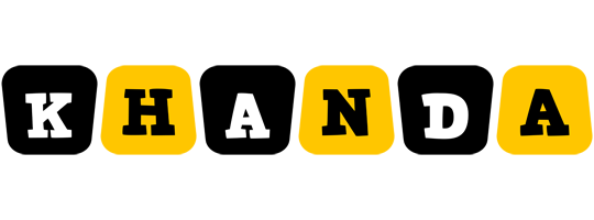 Khanda boots logo