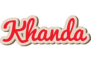 Khanda chocolate logo