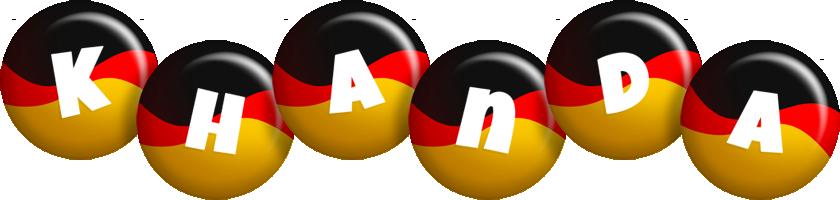 Khanda german logo