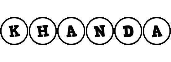 Khanda handy logo