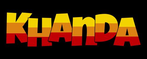 Khanda jungle logo