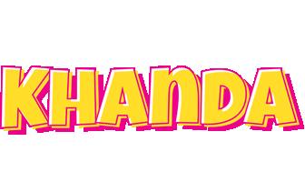 Khanda kaboom logo