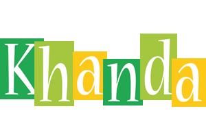 Khanda lemonade logo
