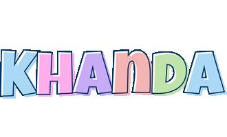 Khanda pastel logo