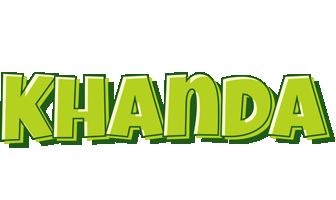 Khanda summer logo