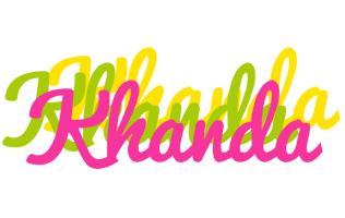 Khanda sweets logo