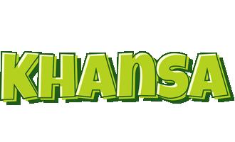 Khansa summer logo