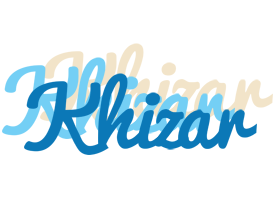 Khizar breeze logo