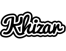 Khizar chess logo