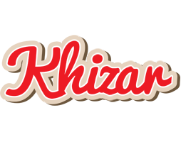 Khizar chocolate logo