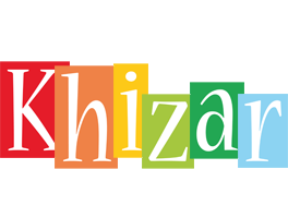 Khizar colors logo