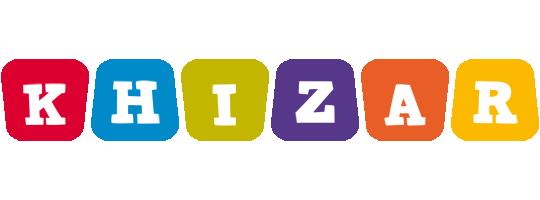 Khizar daycare logo
