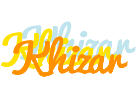 Khizar energy logo