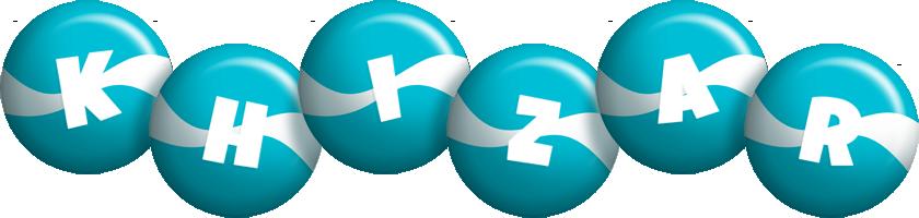 Khizar messi logo