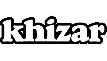 Khizar panda logo