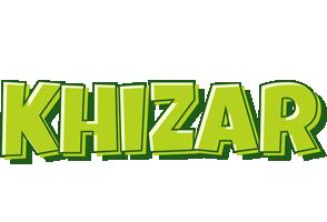 Khizar summer logo