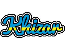 Khizar sweden logo