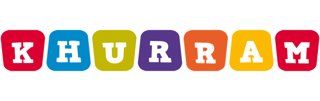 Khurram daycare logo