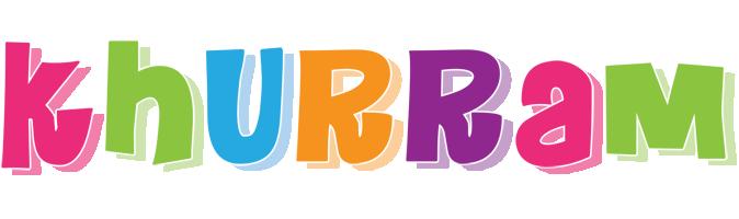 Khurram friday logo