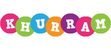 Khurram friends logo