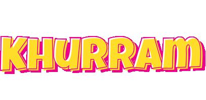 Khurram kaboom logo