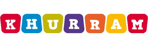 Khurram kiddo logo