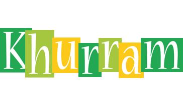 Khurram lemonade logo