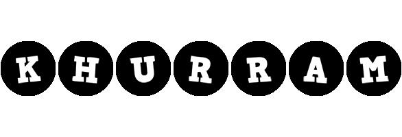 Khurram tools logo