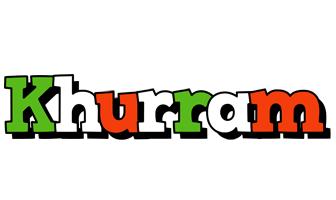 Khurram venezia logo