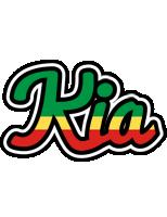 Kia african logo