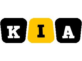 Kia boots logo