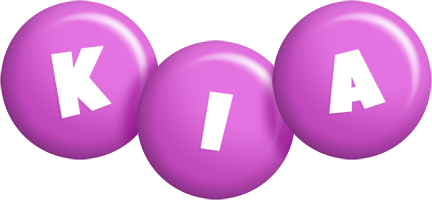 Kia candy-purple logo