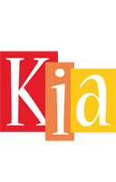 Kia colors logo