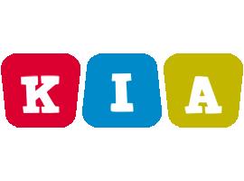 Kia daycare logo