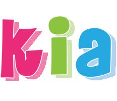Kia friday logo