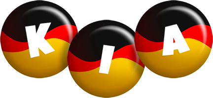 Kia german logo