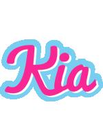 Kia popstar logo