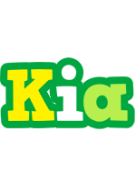 Kia soccer logo