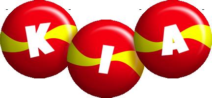 Kia spain logo