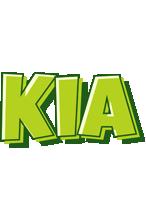 Kia summer logo