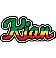 Kian african logo