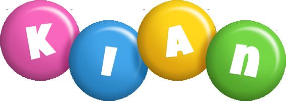 Kian candy logo