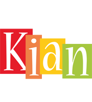 Kian colors logo