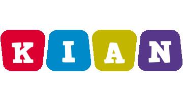 Kian daycare logo
