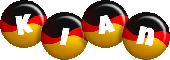 Kian german logo