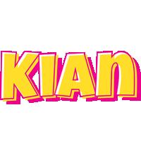 Kian kaboom logo