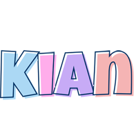 Kian pastel logo