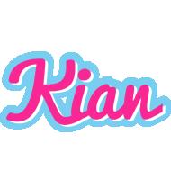 Kian popstar logo